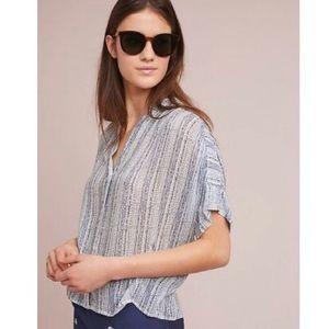Cloth & Stone Striped Top